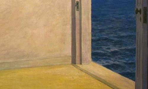 Edward Hopper: Finestre sul mare