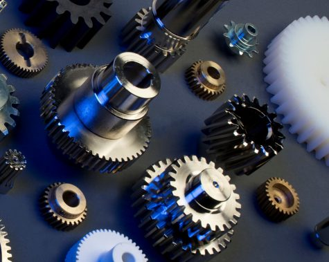 Ingranaggi per componenti meccaniche